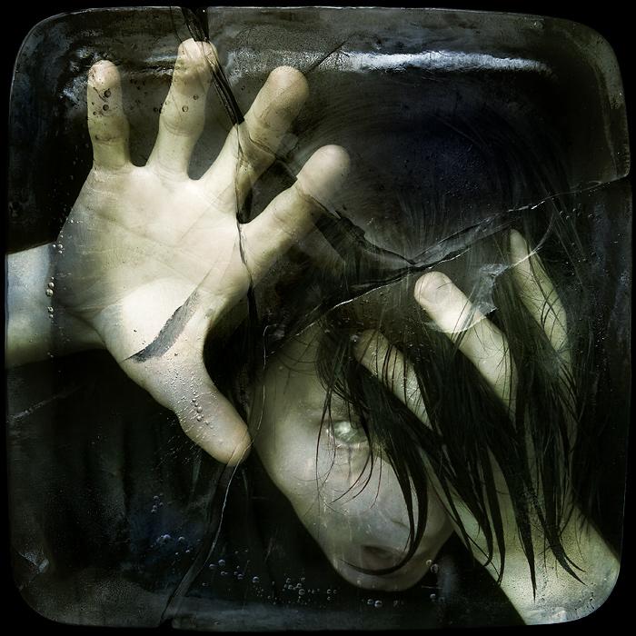Erlend Mork. Работы в стиле Dark ART